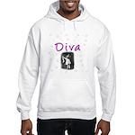 Diva Hooded Sweatshirt
