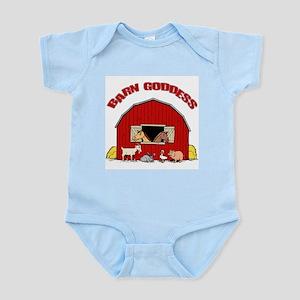 Barn Goddess Infant Creeper