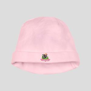 Little Stinker Vivienne baby hat