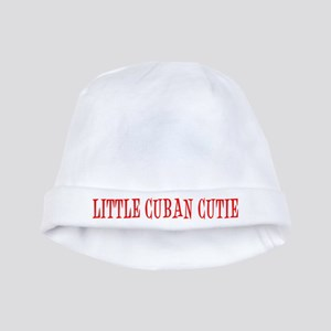 Little Cuban Cutie baby hat