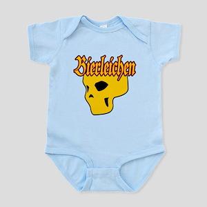 Oktoberfest Bierleichen Skull Infant Bodysuit