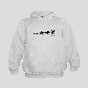 Equestrian Evolution Kids Hoodie