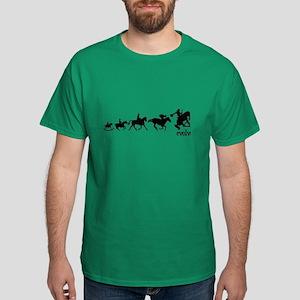 Equestrian Evolution Dark T-Shirt