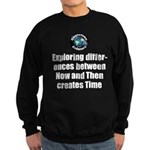 Time Sweatshirt (dark)