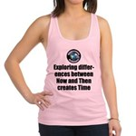 Time Racerback Tank Top