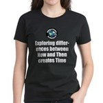 Time Women's Dark T-Shirt