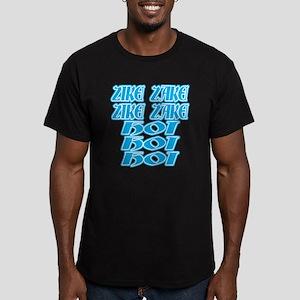 Oktoberfest Zike Zake Bavaria Men's Fitted T-Shirt