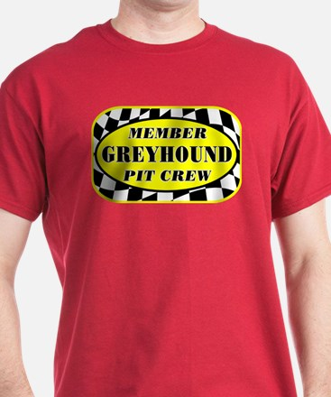 Greyhound PIT CREW T-Shirt
