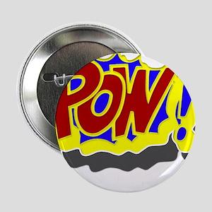 """POW! Comic Book Style 2.25"""" Button"""