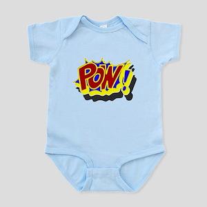 POW! Comic Book Style Infant Bodysuit