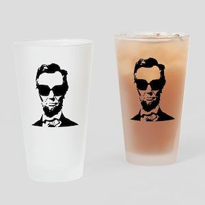 Abe Drinking Glass