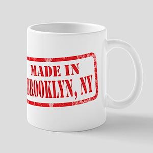 MADE IN BROOKLYN, NY Mug