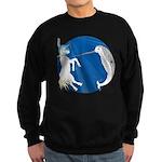Unicorn Meets Narwhal Sweatshirt (dark)