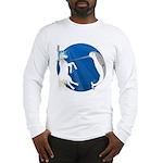 Unicorn Meets Narwhal Long Sleeve T-Shirt