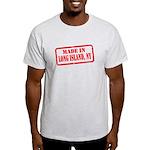 MADE IN LONG ISLAND, NY Light T-Shirt