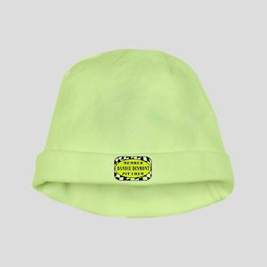 Dandie Dinmont PIT CREW baby hat