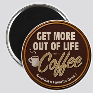 Get More Out of Life With Coffee Magnet
