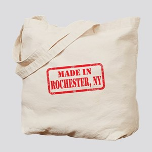 MADE IN ROCHESTER, NY Tote Bag