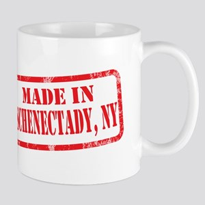 MADE IN SCHENECTADY, NY Mug
