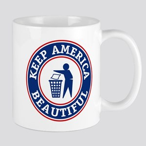 Keep America Beautiful Mug