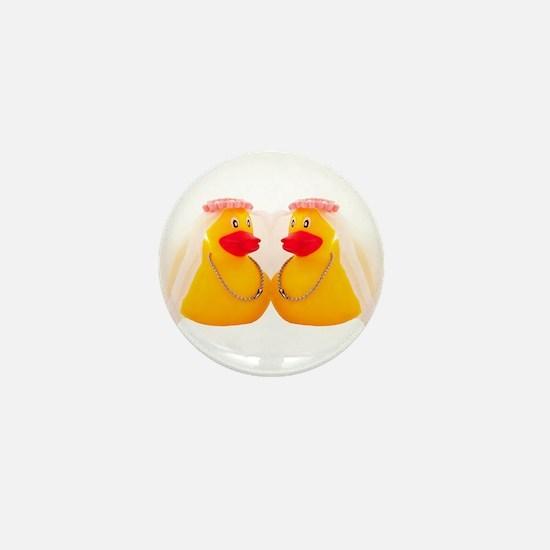 DUCK BRIDES Mini Button