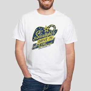 Starlight Drive In White T-Shirt