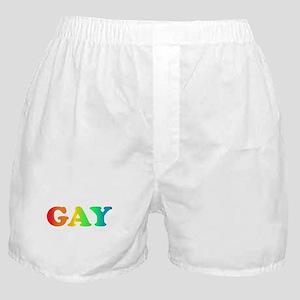 GAY Boxer Shorts