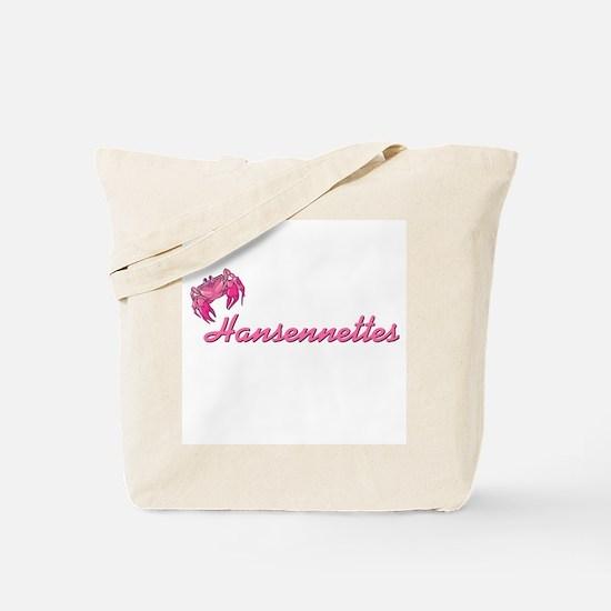 Hansennettes Tote Bag