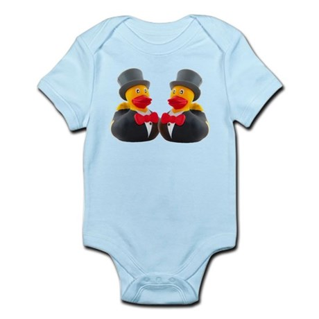DUCK GROOMS Infant Bodysuit
