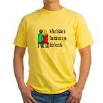 Next to You Yellow T-Shirt