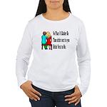Next to You Women's Long Sleeve T-Shirt
