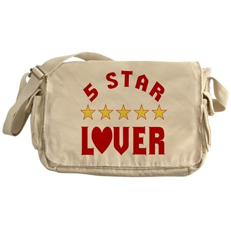 5 Star Lover Messenger Bag