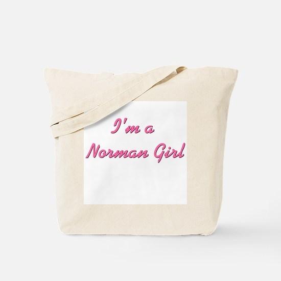 Norman Girl Tote Bag