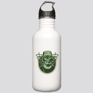 Retro Frankenstein Stainless Water Bottle 1.0L