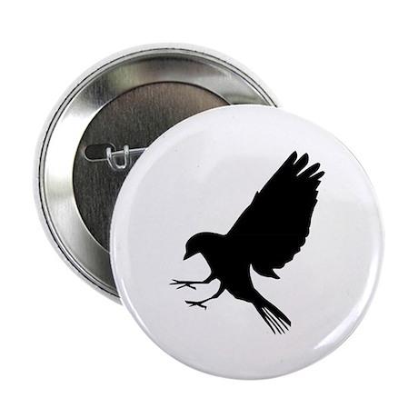 """Bird 2.25"""" Button (10 pack)"""