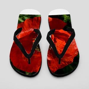 Poppy Flip Flops