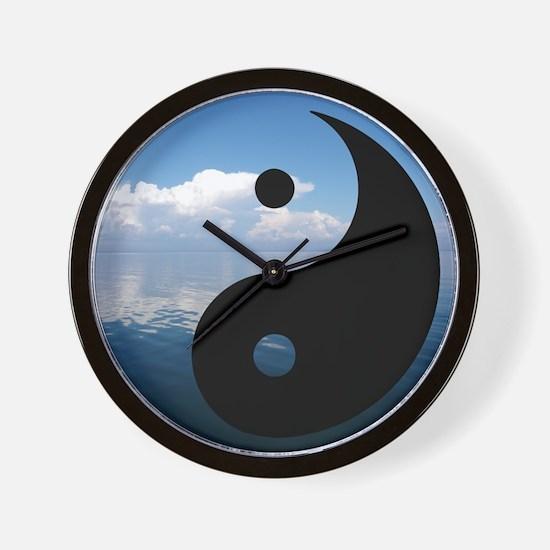 Unique Coexist Wall Clock