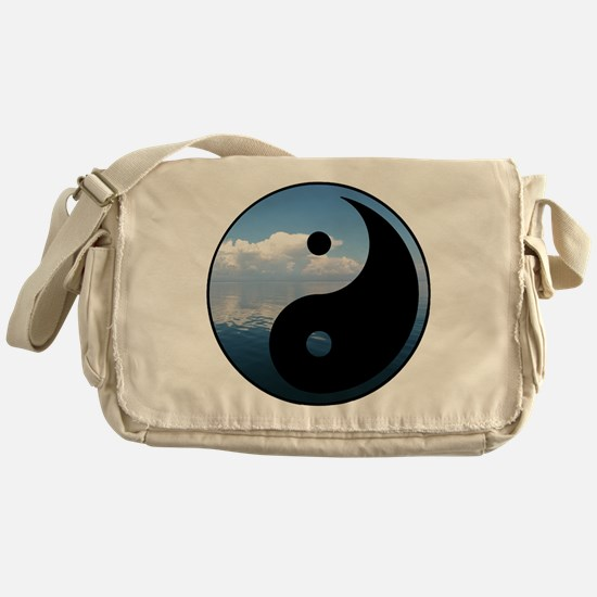 Funny Coexist Messenger Bag