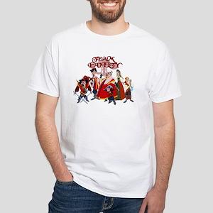 Team Evilty White T-Shirt