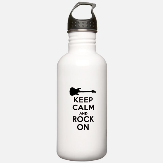 ROCK ON Water Bottle