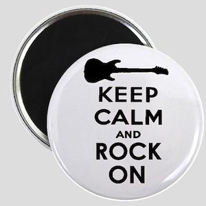 ROCK ON Magnet