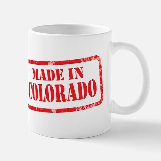 MADE IN COLORADO Mug