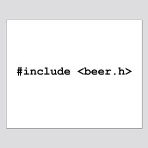 #include <beer.h> Small Poster
