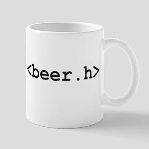 #include <beer.h> Mug