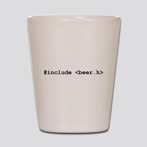 #include <beer.h> Shot Glass
