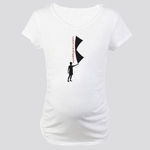 Tip Stand Maternity T-Shirt