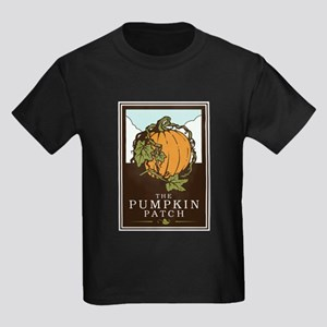 The Pumpkin Patch Kids Dark T-Shirt
