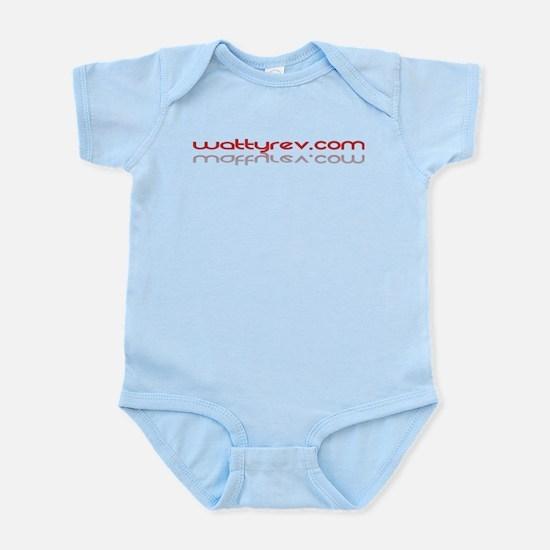 WattyRev.com Infant Bodysuit