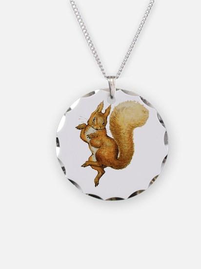 Squirrel Nutkin Necklace