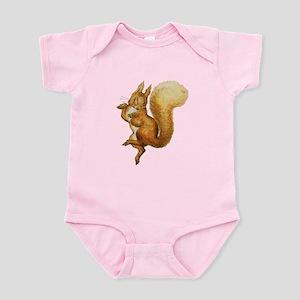 Squirrel Nutkin Infant Bodysuit